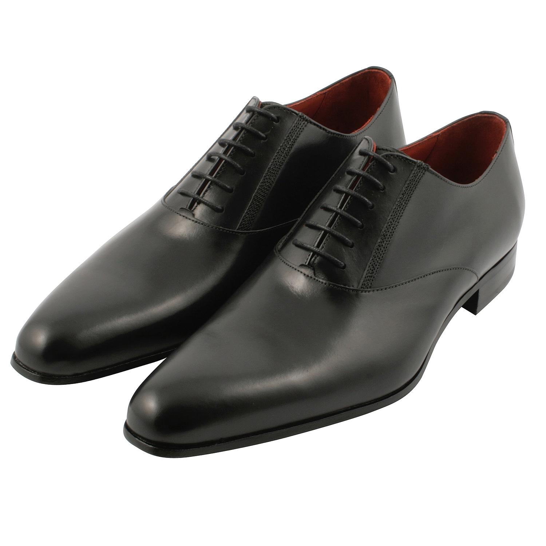 Chaussure de ville homme cuir noir