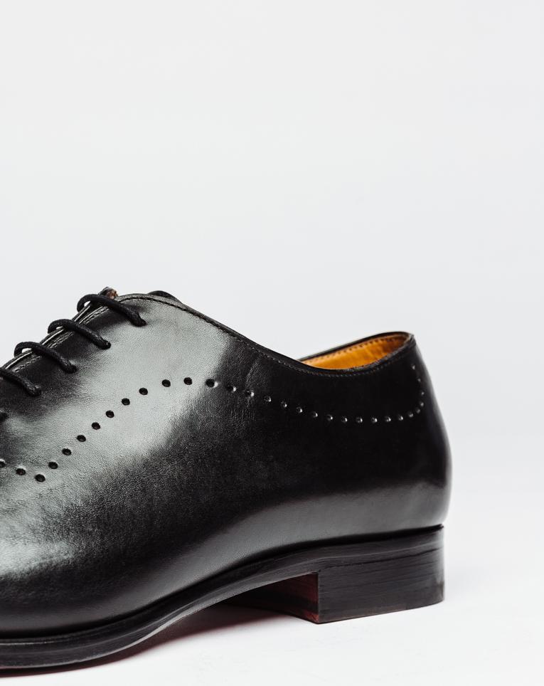 Chaussure de ville homme noire