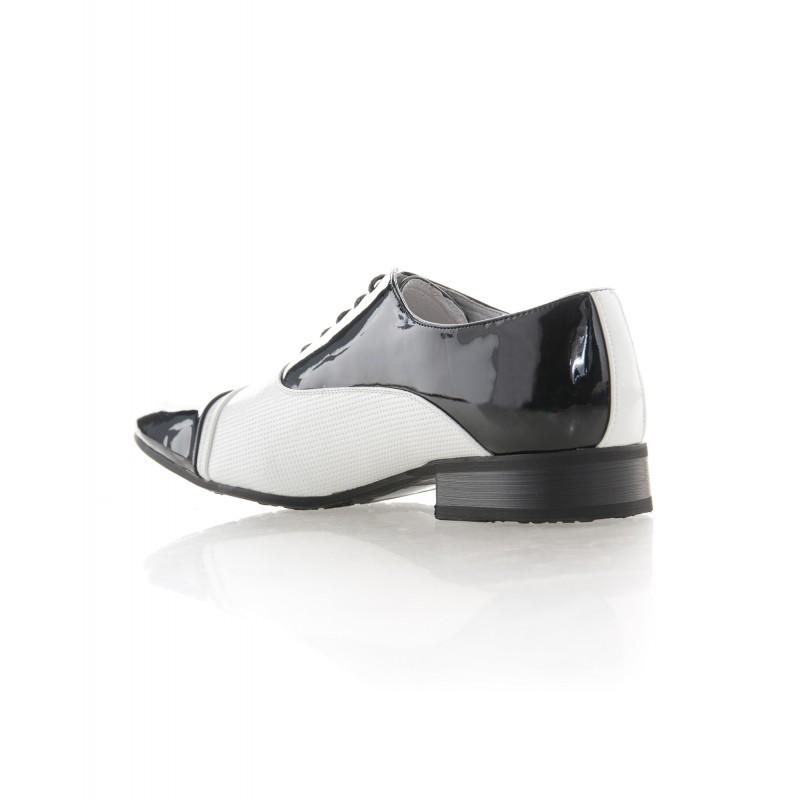 Chaussure de ville homme blanc