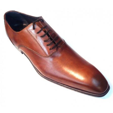 Chaussure homme de ville marron