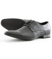 Chaussure de ville grise pour homme
