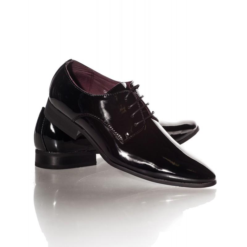 Chaussure de ville vernis