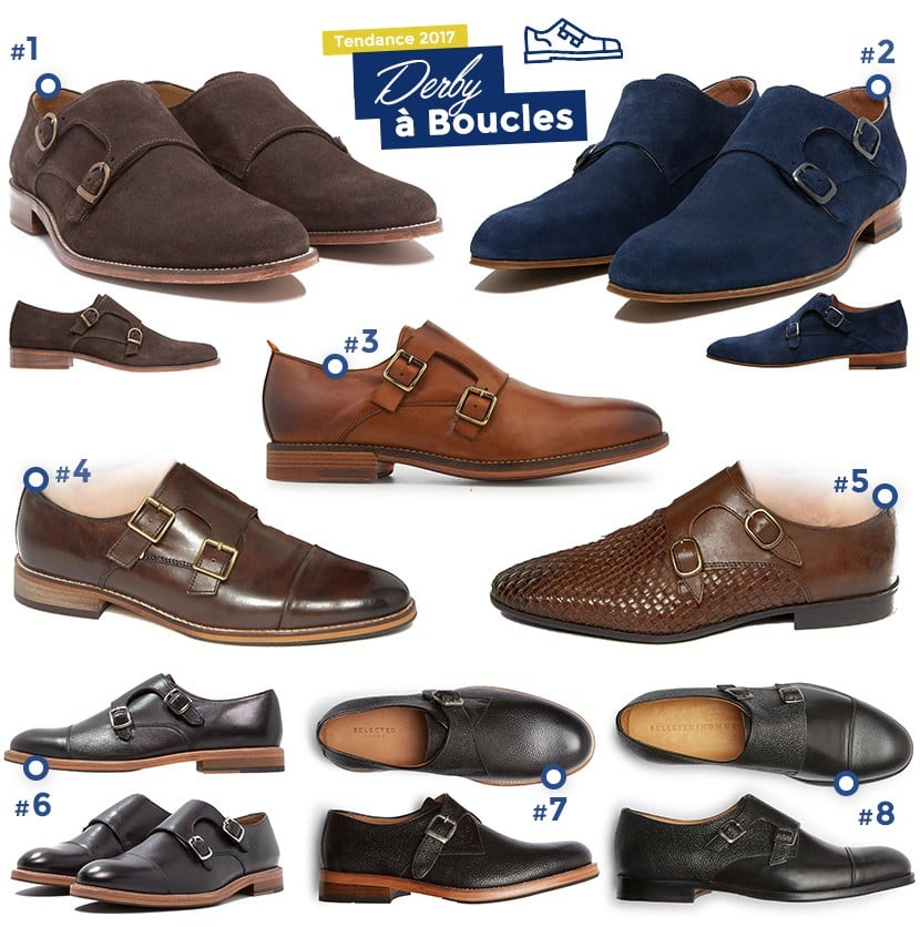 Chaussure ville costume