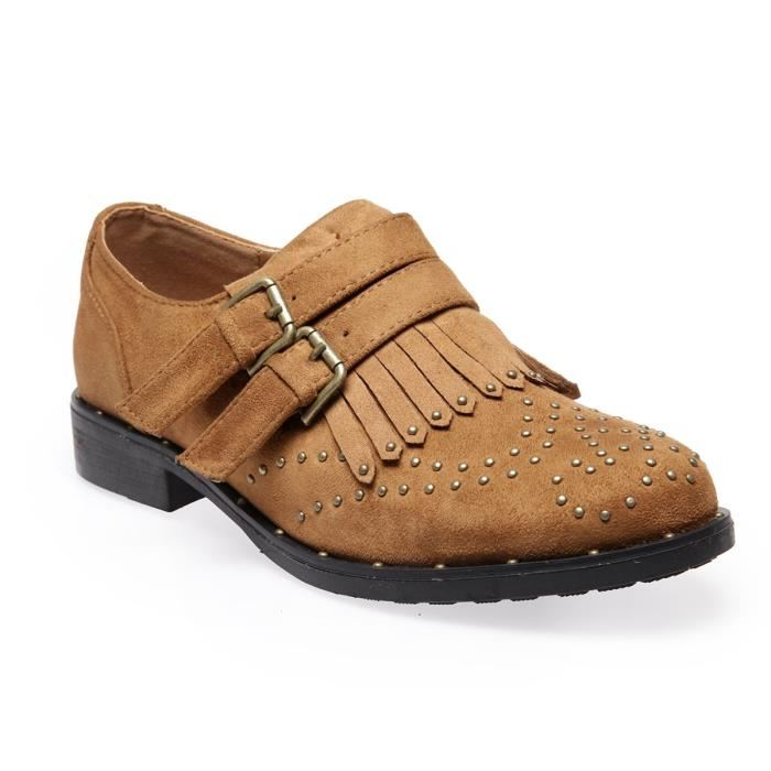 Type de chaussure de ville