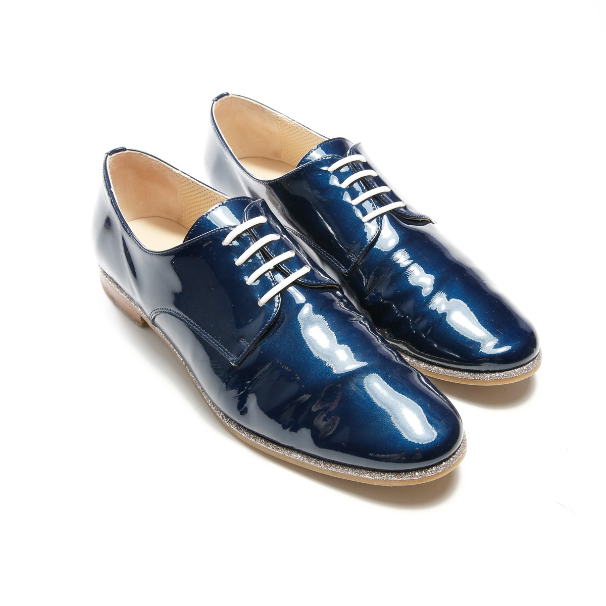 Chaussure de ville elastique