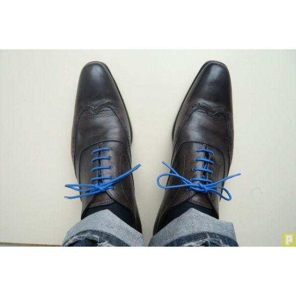 Chaussure de ville a lacet