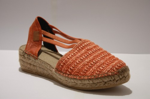 Espadrilles made in pays basque