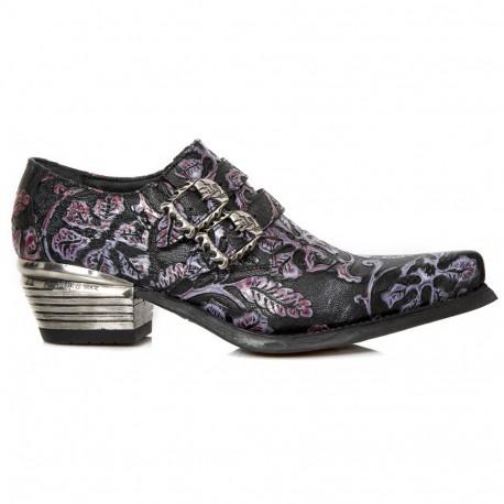 Chaussure noire de ville