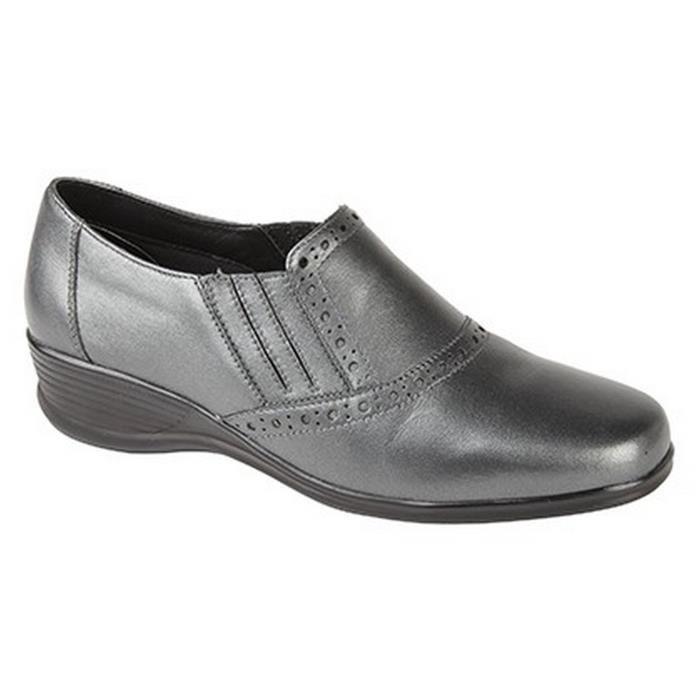 Chaussure de ville semelle souple