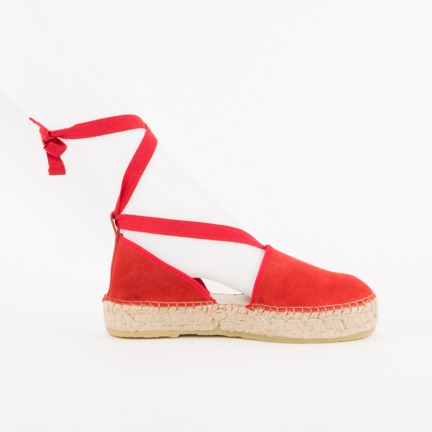 Espadrilles compensees fabrication francaise