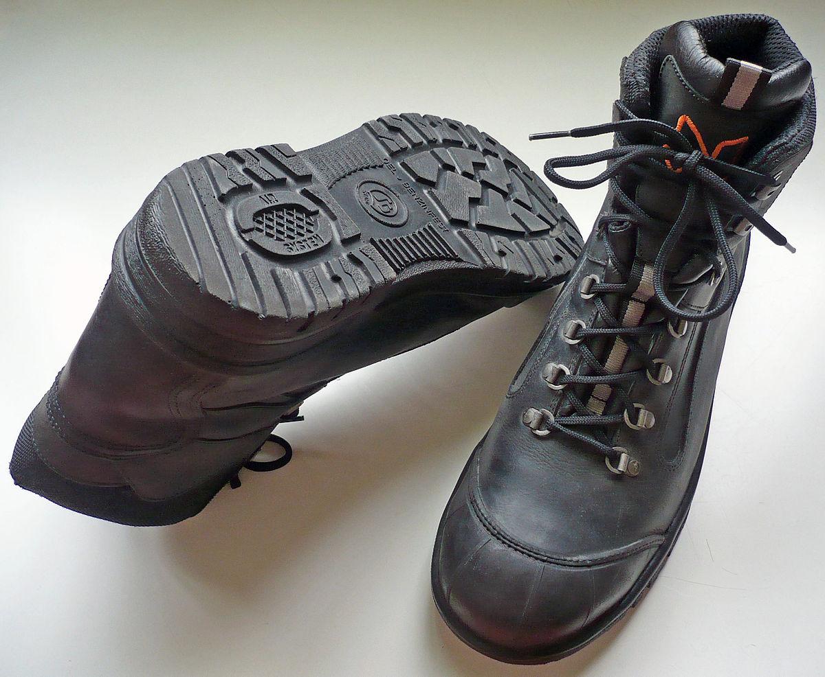 Chaussure de sécurité code du travail