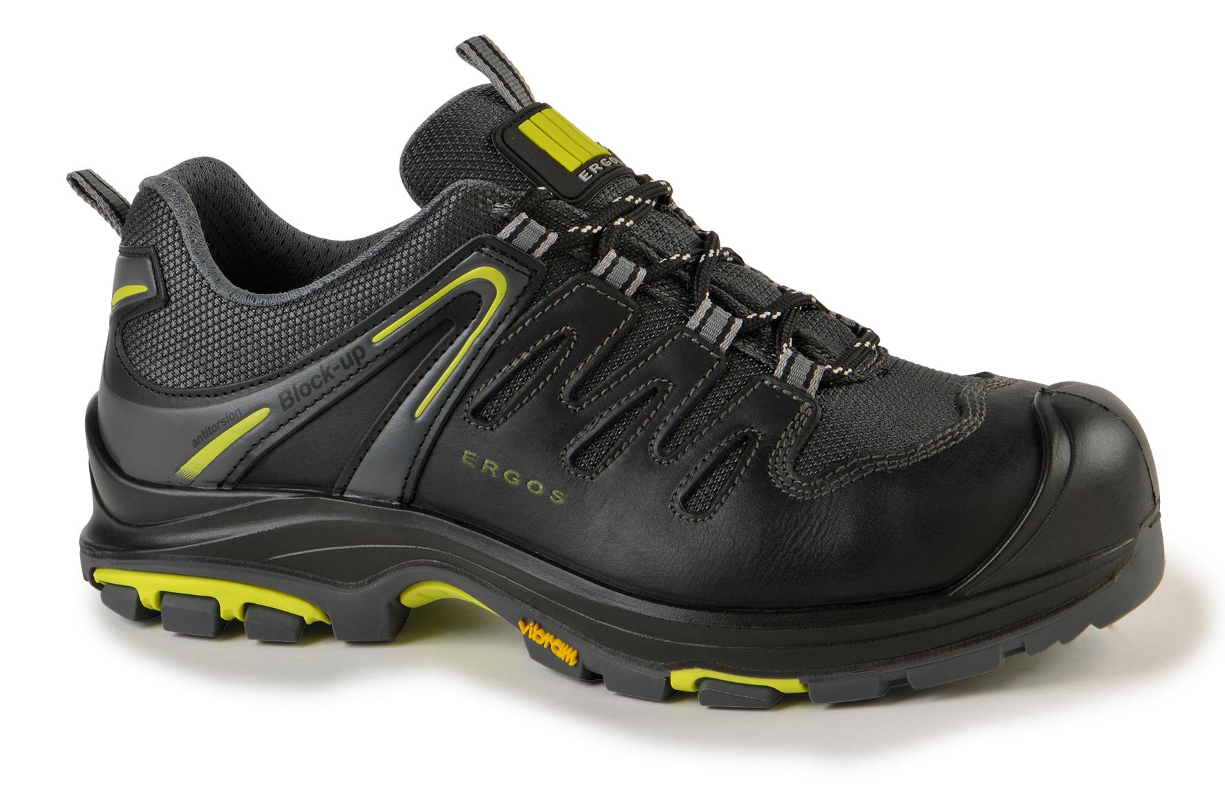 Chaussure de securite thermique