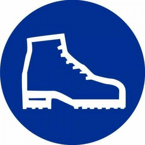Logo chaussure de securite