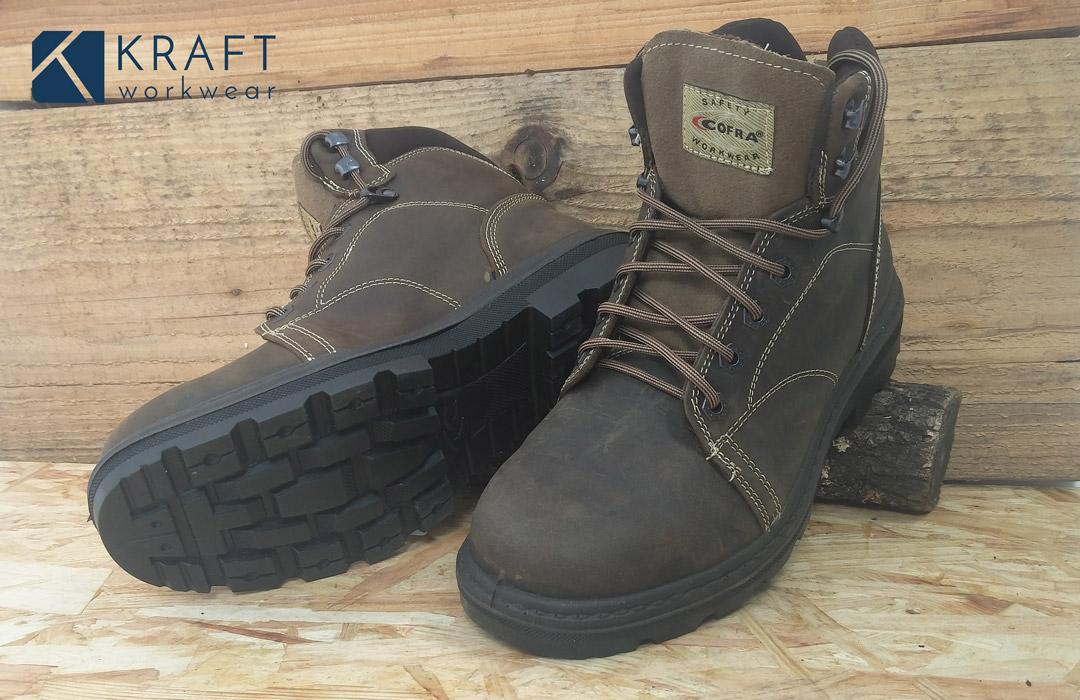 Pourquoi chaussure de sécurité