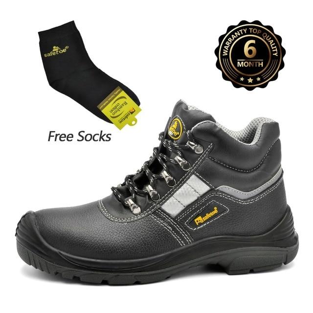 Chaussure de securite poids