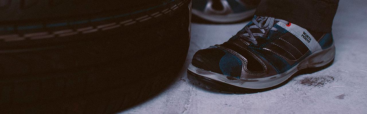 Chaussure de securite reglementation