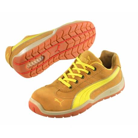 Chaussure de securite en composite