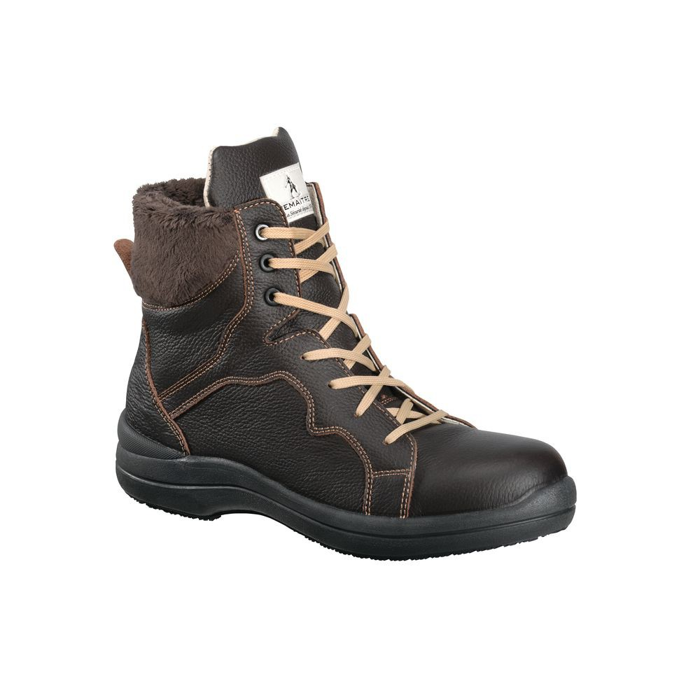 Chaussure de sécurité jardinier
