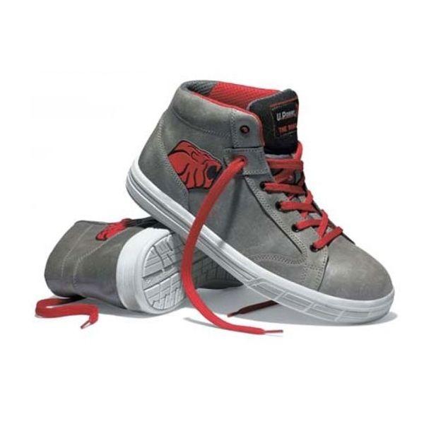 Chaussure de securite basket haute