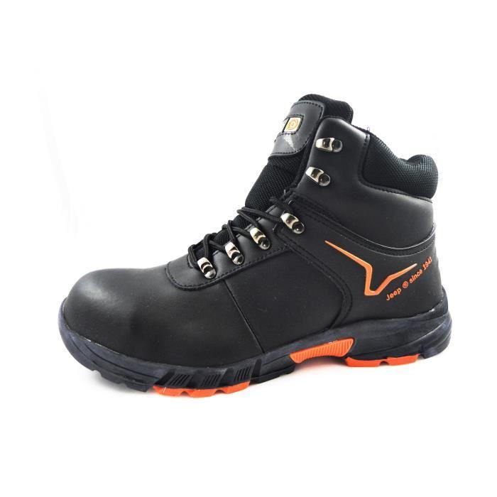 La halle aux chaussures chaussure de sécurité