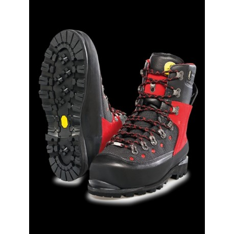 Chaussure de securite anti coupure