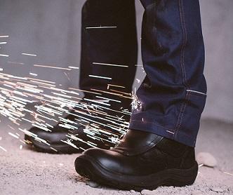 Chaussure de sécurité niort