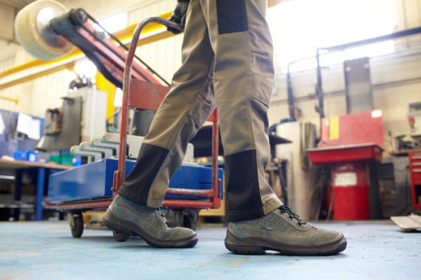 Chaussure de sécurité baccou