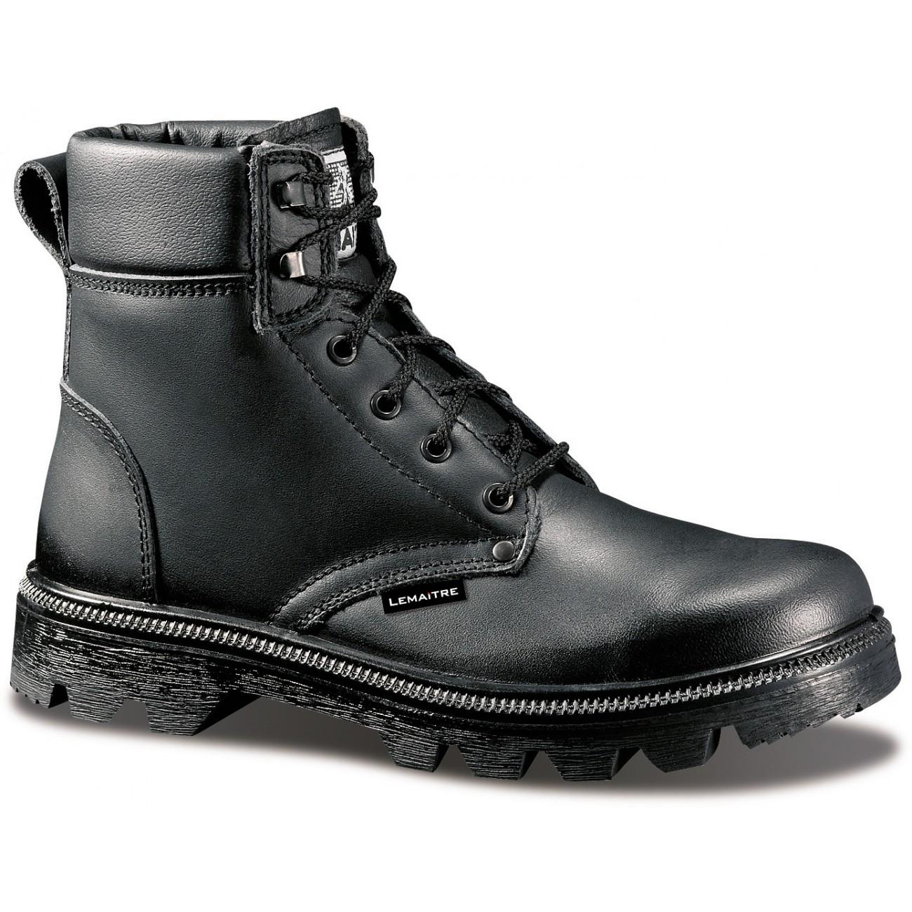 Chaussure rangers de sécurité