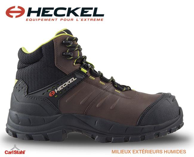 Chaussure de sécurité heckel prix