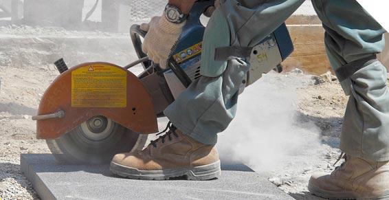Chaussure de securite vaujours