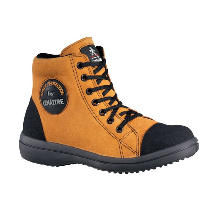 Chaussure de sécurité yellow